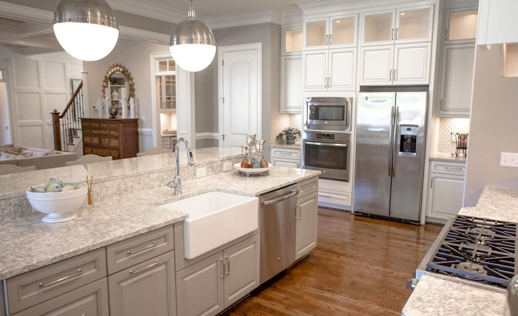 Most Popular Pin On Kitchen Throughout Berwyn Kitchen Pantry (View 16 of 20)