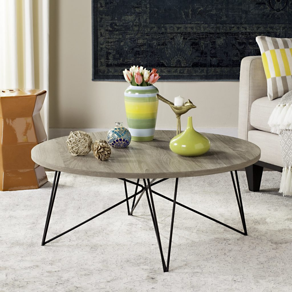 Most Popular Safavieh Mid Century Wynton White Black Lacquer Modern Coffee Tables With Coffee Table Modern Stool Safavieh Build – Embasemais (View 20 of 20)