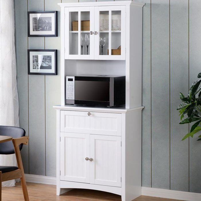 """Most Popular Swanscombe 70"""" Kitchen Pantry (View 5 of 20)"""