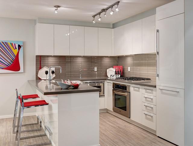 Most Popular The Smart Kitchen: The Next Big Hope For The Internet Of Things Regarding Tuohy Kitchen Pantry (View 8 of 20)