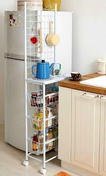Most Recent Eduarda Kitchen Pantry Intended For Пин От Пользователя Наталья На Доске Дом, Тепло, Уют И (View 14 of 20)