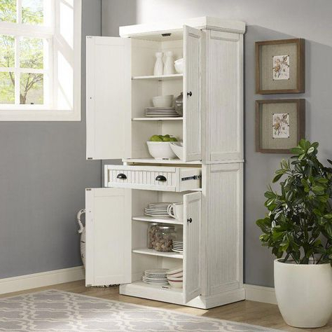 """Most Recent Halstead Kitchen Pantry Throughout Rabin 72"""" Kitchen Pantry (View 18 of 20)"""