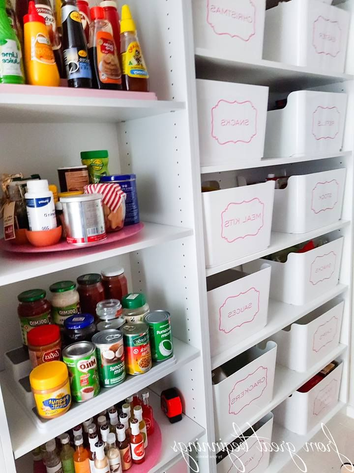 Most Recent Lotus Kitchen Pantry In Excuse Us, But You Really Need To See This Adelaide Woman's (View 13 of 20)