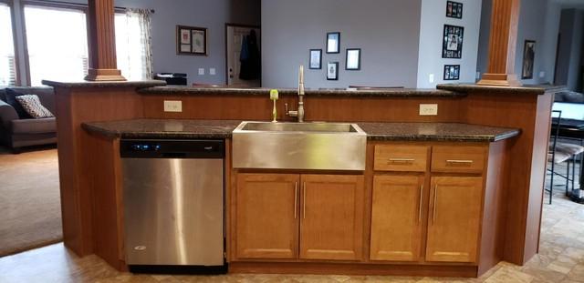 Most Recent Mazon Kitchen Pantry Regarding 410 South Higgins Roadmazon Il  (View 15 of 20)