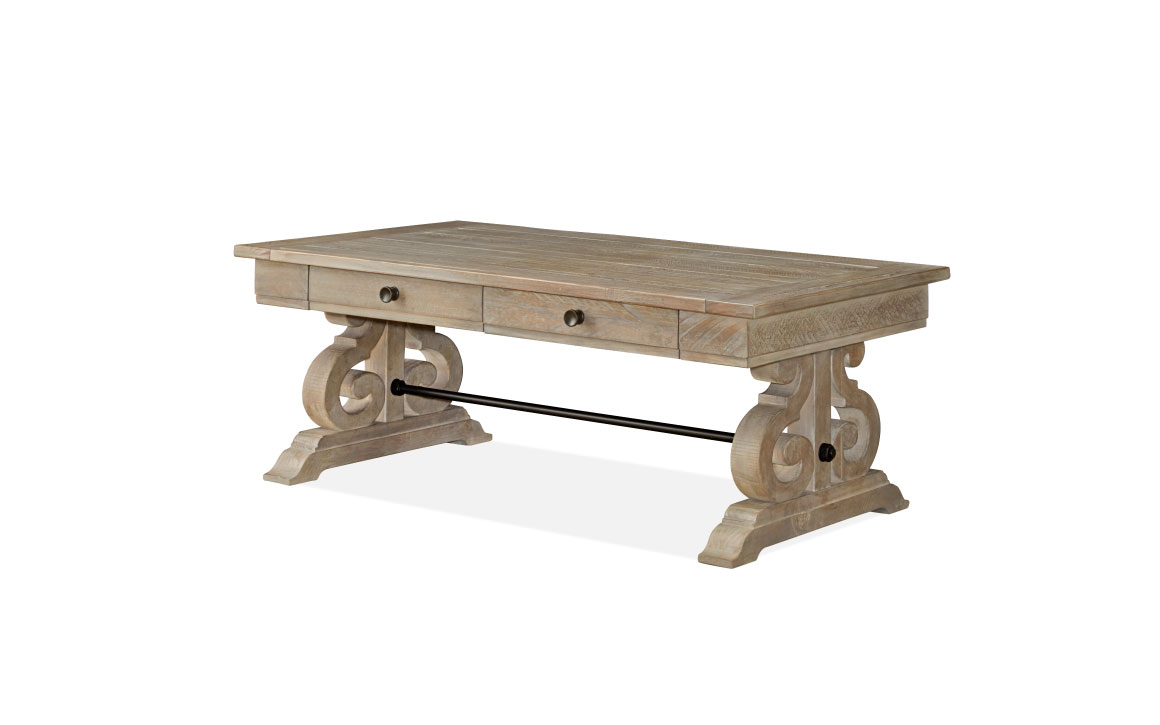 Most Recent Tinley Park Traditional Dove Tail Grey Coffee Tables With Regard To Tinley Park Cocktail Table – Chervin Furniture & Design (View 16 of 20)