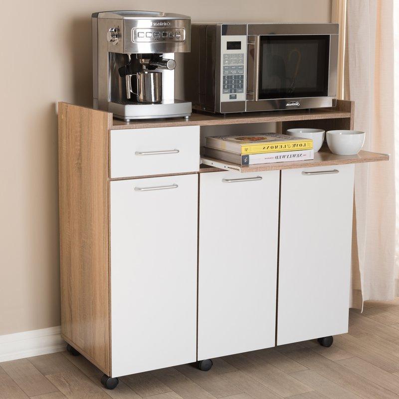 "Most Recently Released Blanken Kitchen Pantry Regarding Gillman 33"" Kitchen Pantry (View 9 of 20)"