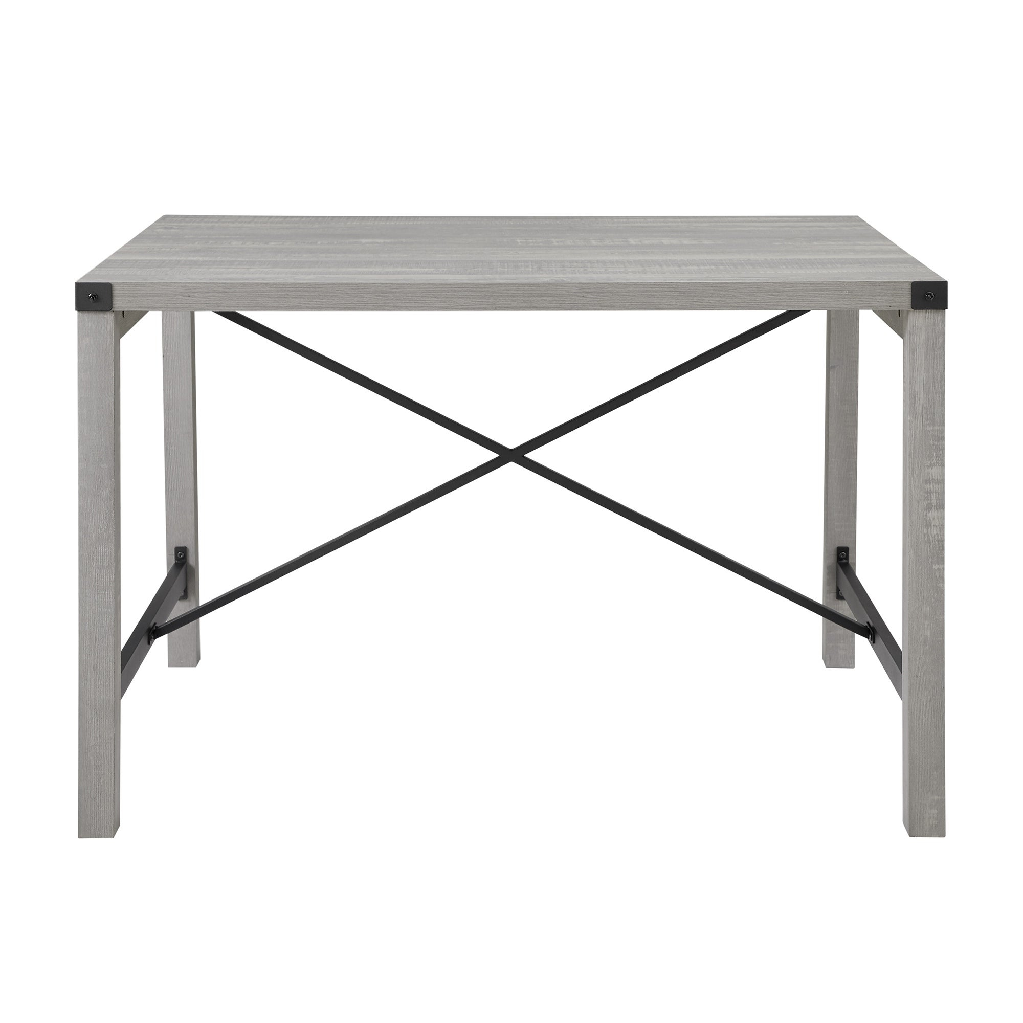 Most Recently Released The Gray Barn Kujawa Metal X Coffee Tables – 40 X 22 X 18h In The Gray Barn Kujawa Metal X Dining Table – 48 X 32 X 30h (View 19 of 20)