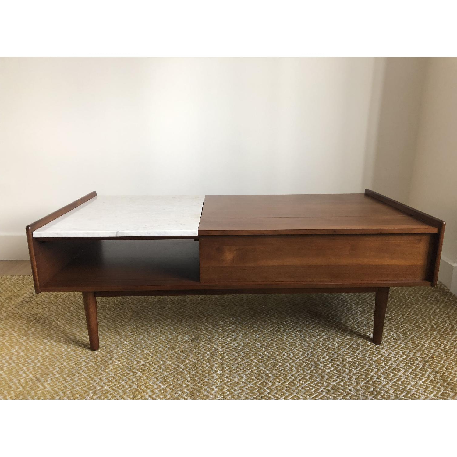 Most Up To Date Carson Carrington Astro Mid Century Coffee Tables Throughout Mid Century Coffee Table – Andrewab.co (View 14 of 20)
