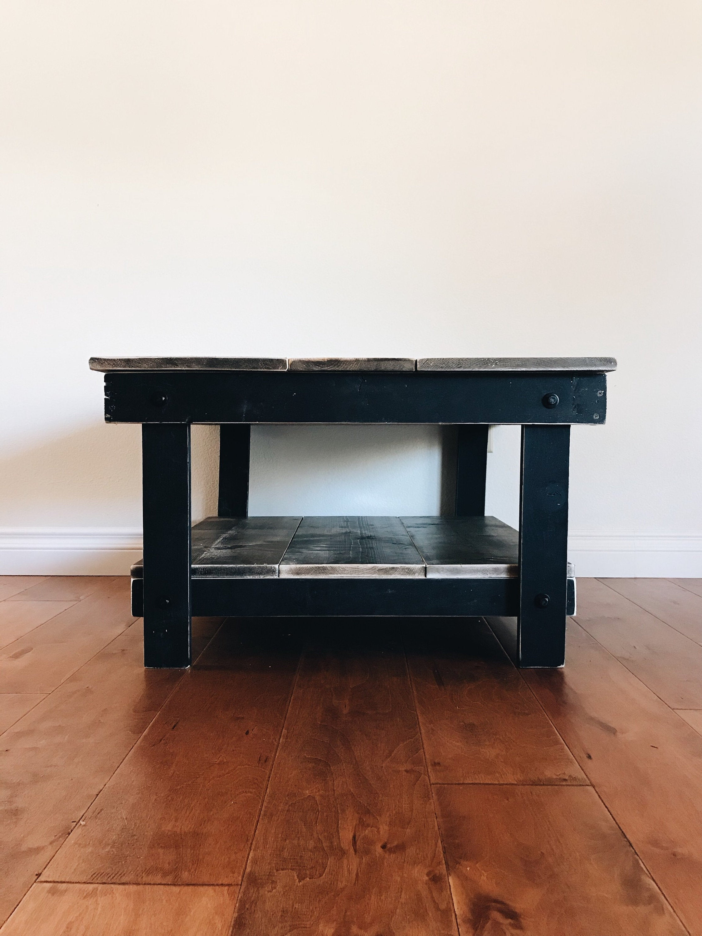 Most Up To Date Cosbin Rustic Bold Antique Black Coffee Tables Pertaining To Black Rustic Coffee Table Coffee Table Tables – Andrewab (View 16 of 20)