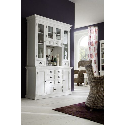 Most Up To Date Found It At Wayfair – Halifax Kitchen Display Cabinet (View 17 of 20)