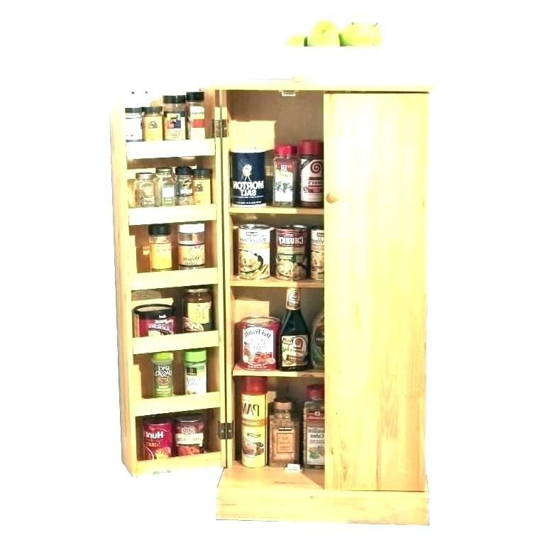 Most Up To Date Garretson Kitchen Pantry Intended For Kitchen Pantry Furniture – Kenyadirenzo (View 13 of 20)