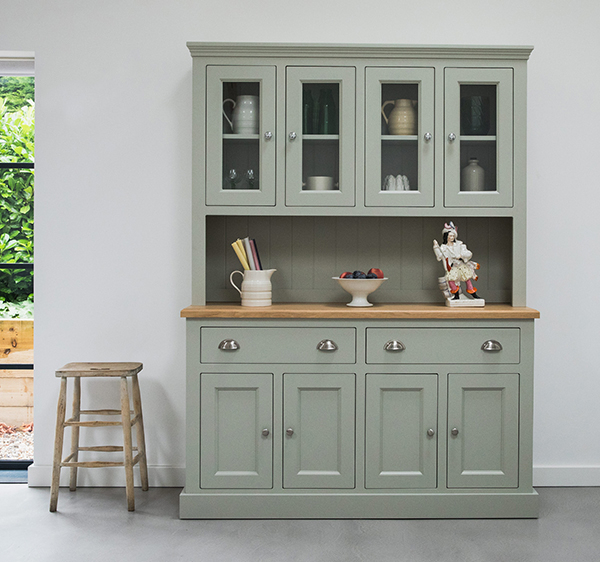 Most Up To Date Painted Kitchen Dressers (View 14 of 20)