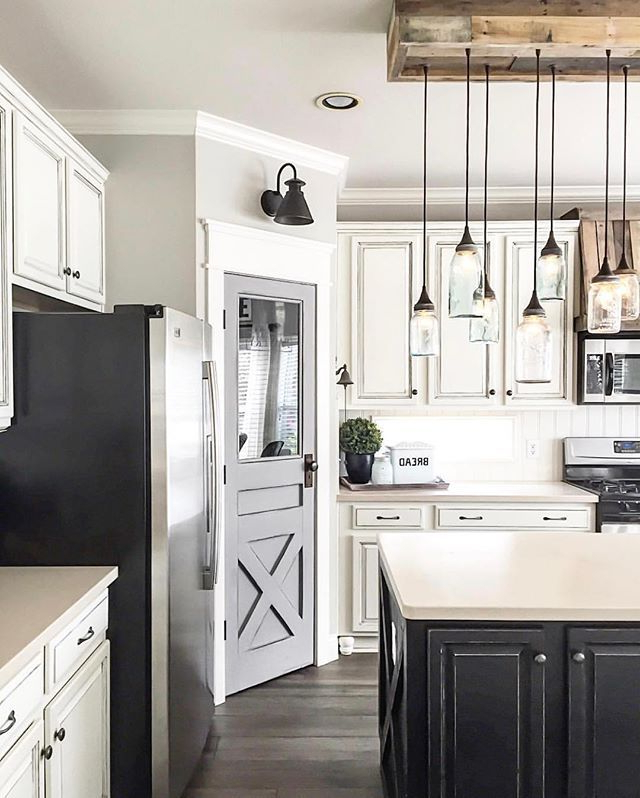 Most Up To Date Pin On Interior Design Within Farmhouse Kitchen Pantry (View 5 of 20)