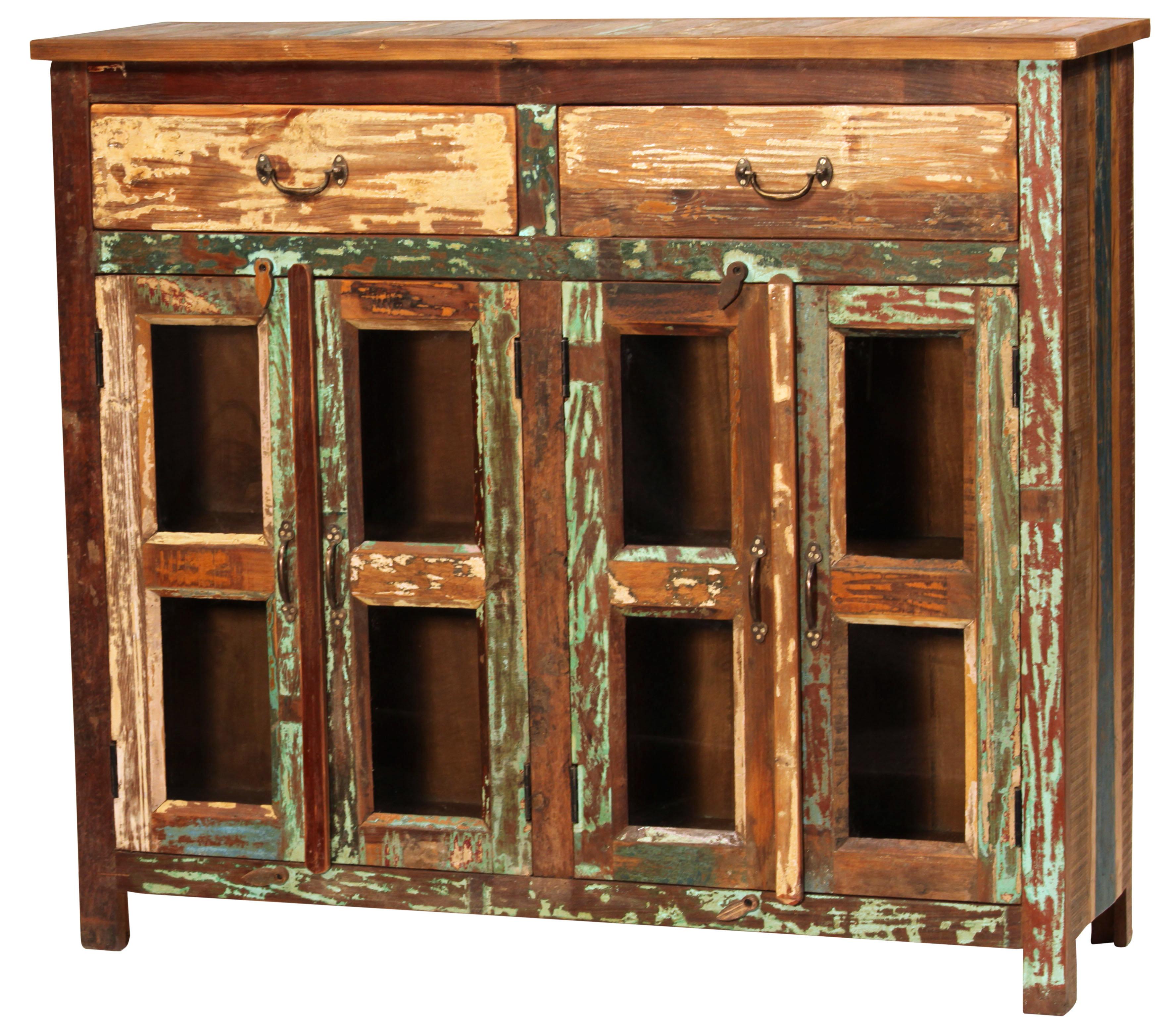 Nantucket 2 Drawer 4 Door Sideboard In Mcdonnell Sideboards (View 15 of 20)