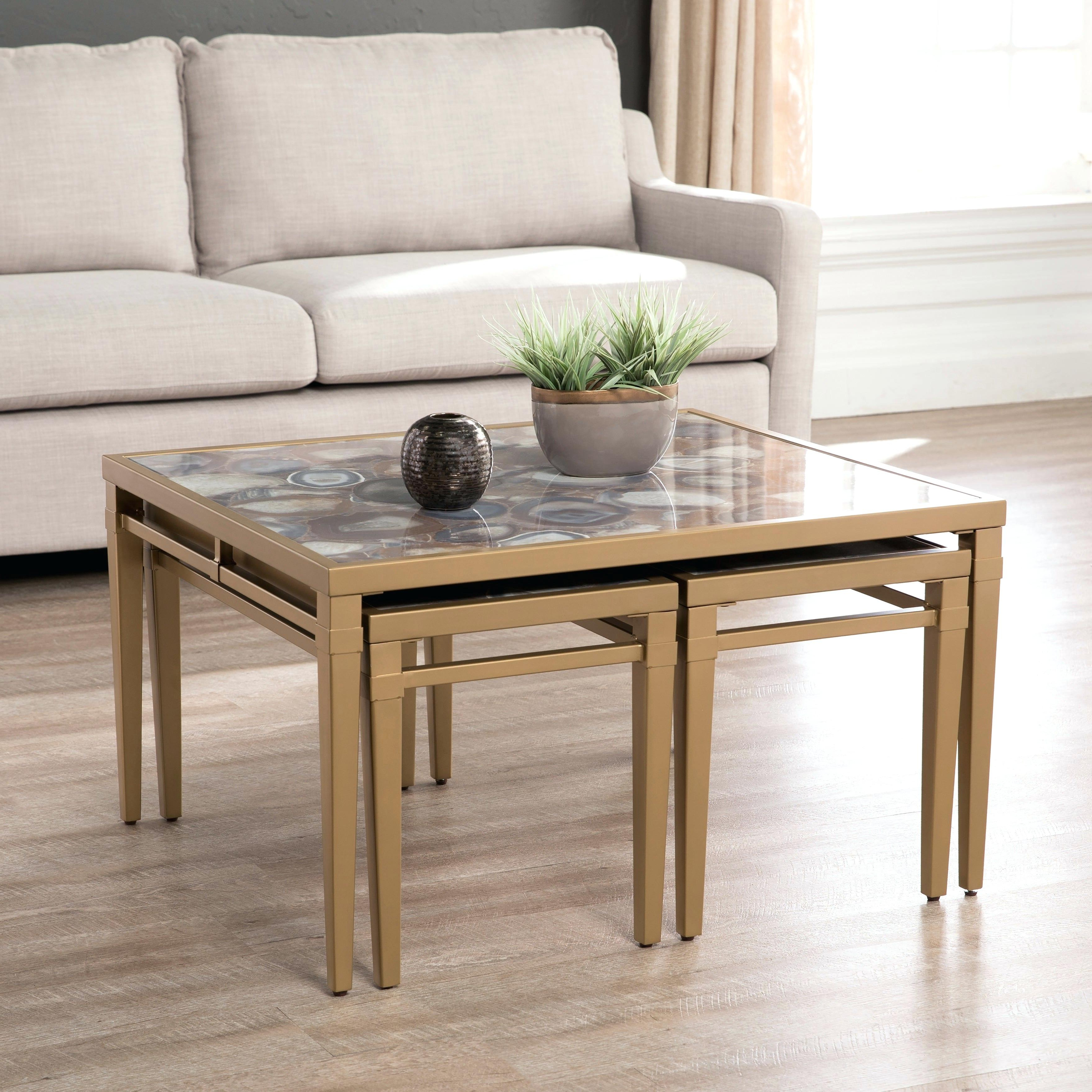 Nesting End Tables Living Room – Mercampo (View 15 of 20)