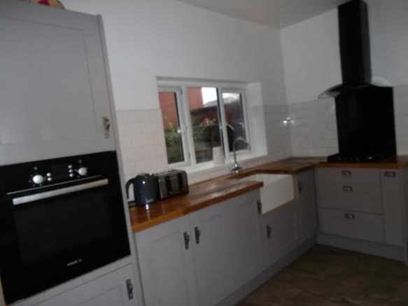 Newest 4 Bedroom Detached House For Sale In Kingsway, Cheadle Pertaining To Gatley Kitchen Pantry (View 19 of 20)