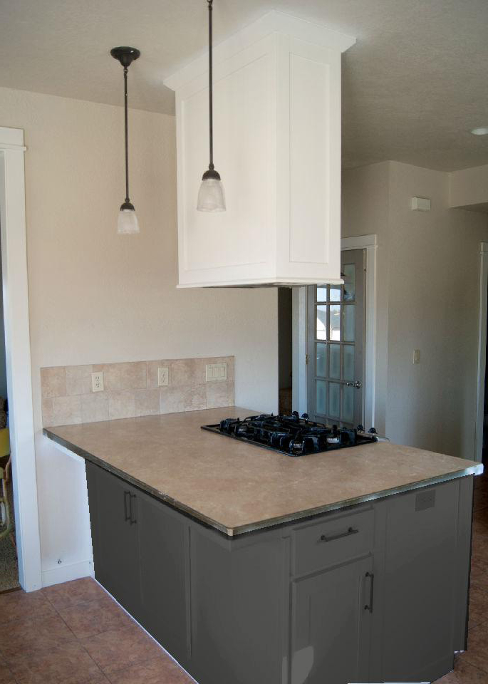 Newest Kitchen Pantry By Ore Furniture Within Picking A Cabinet Color  Kitchen Island Edition (View 15 of 20)