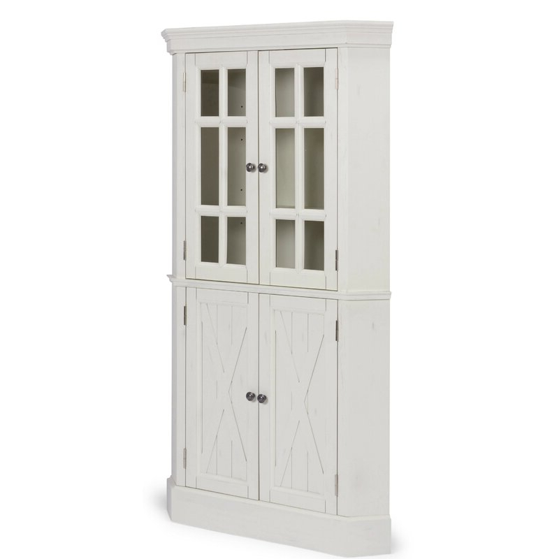 """Newest Moravia 72"""" Kitchen Pantry Intended For Moravia Kitchen Pantry (View 19 of 20)"""