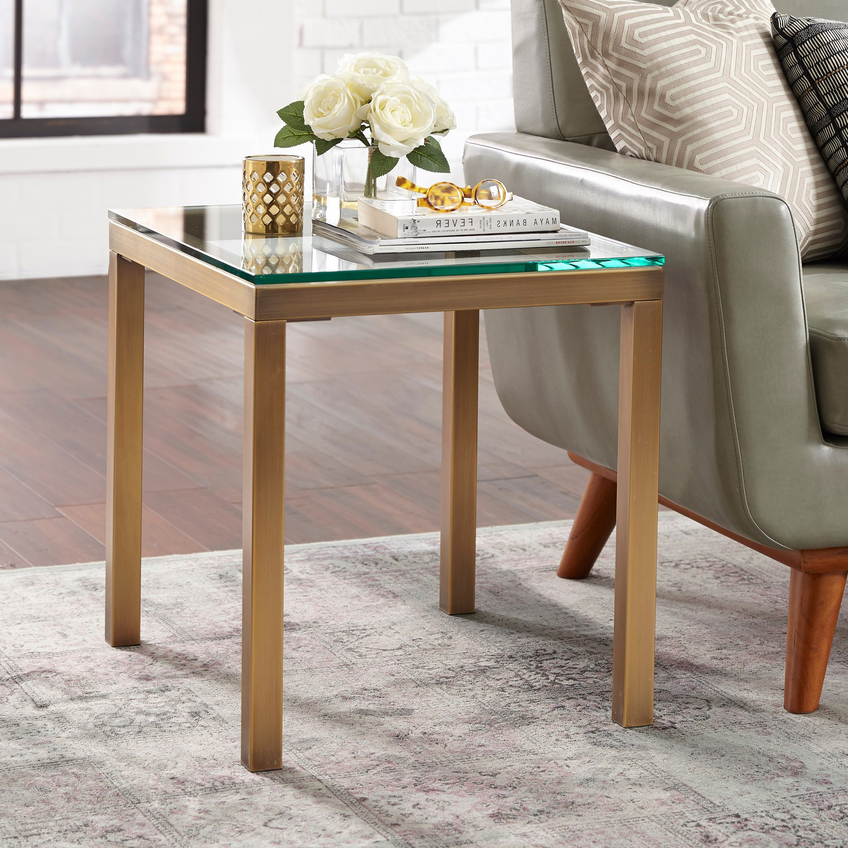 Newest Simple Living Manhattan Coffee Tables Intended For Simple Living Manhattan End Table (View 4 of 20)