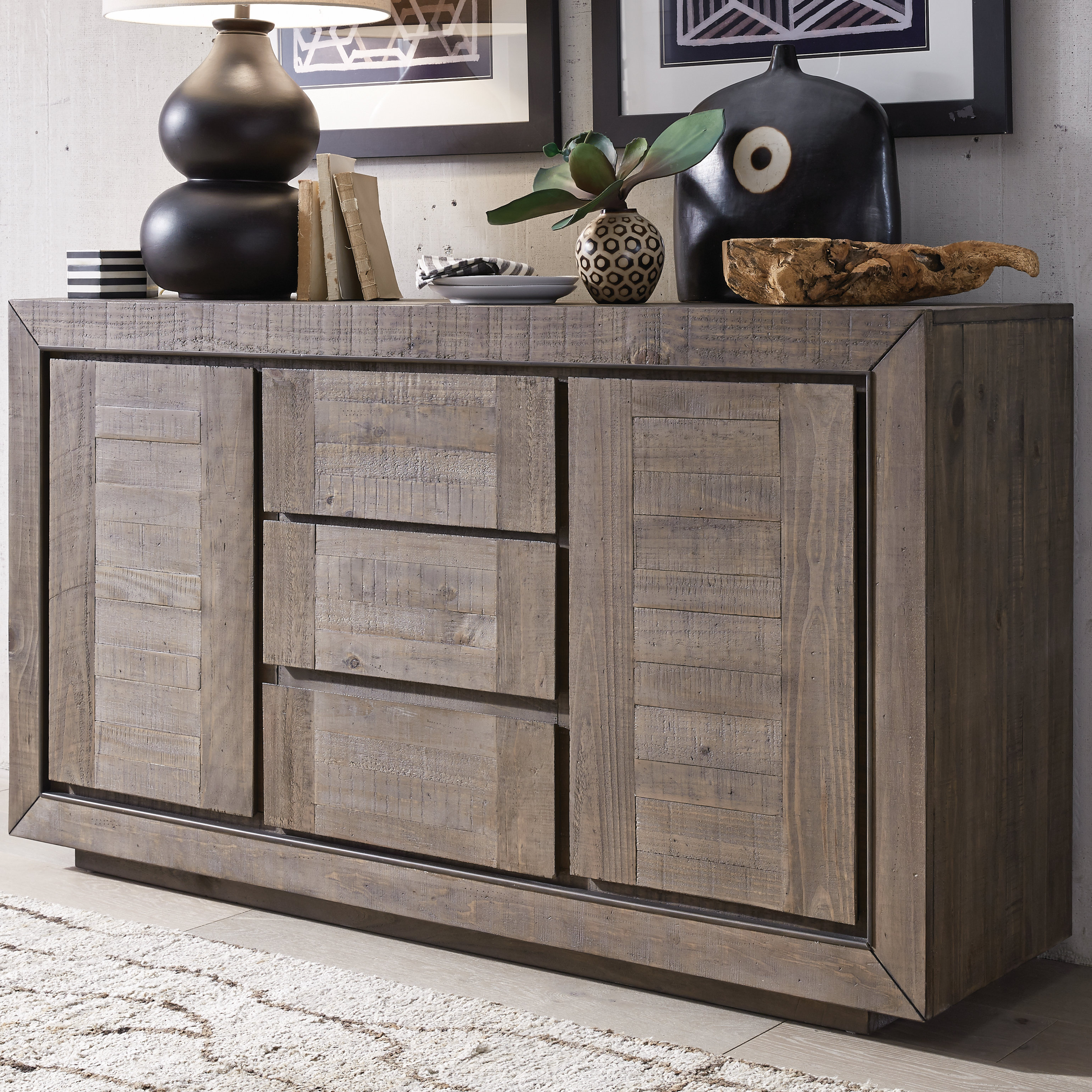 Norah Sideboard Intended For Sideboards By Foundry Select (View 15 of 20)