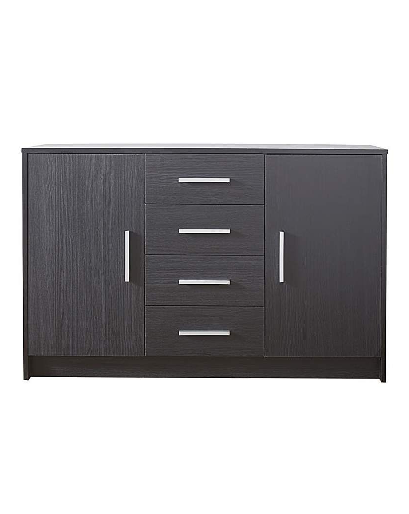 Norton 2 Door 4 Drawer Sideboard | Products | Sideboard Throughout Norton Sideboards (View 5 of 20)