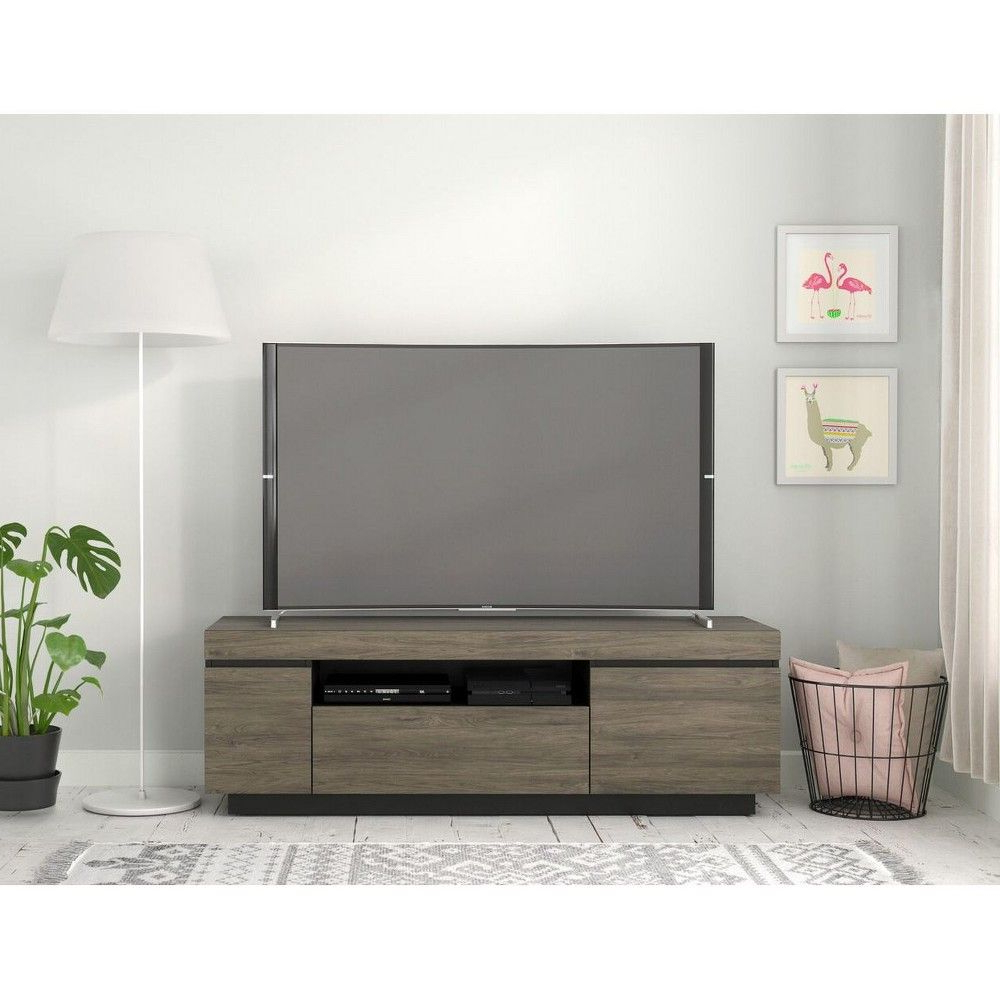 "Oak Creek Tv Stand For Tvs Up To 42"" In 2019 