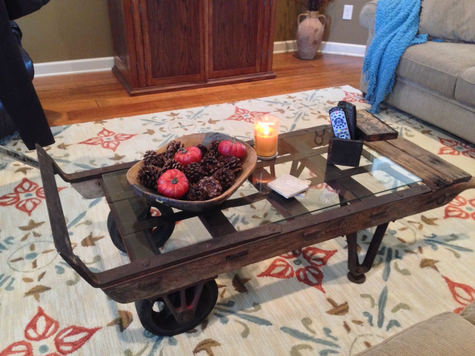 Old Dolly Made Fabulous Coffee Table (View 15 of 20)