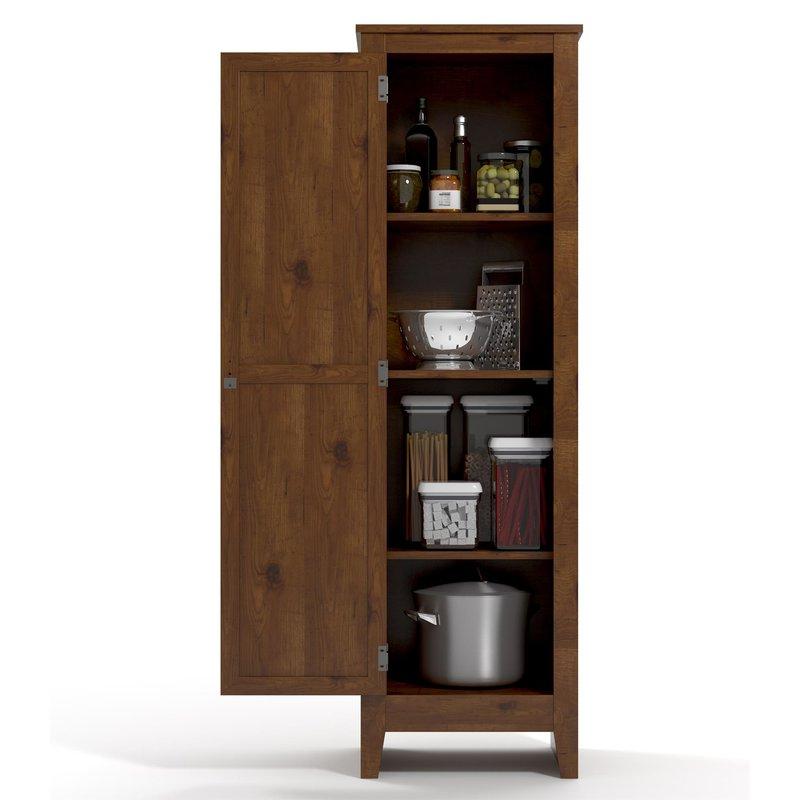 """Olivas 60"""" Kitchen Pantry Throughout Preferred Olivas Kitchen Pantry (View 13 of 20)"""