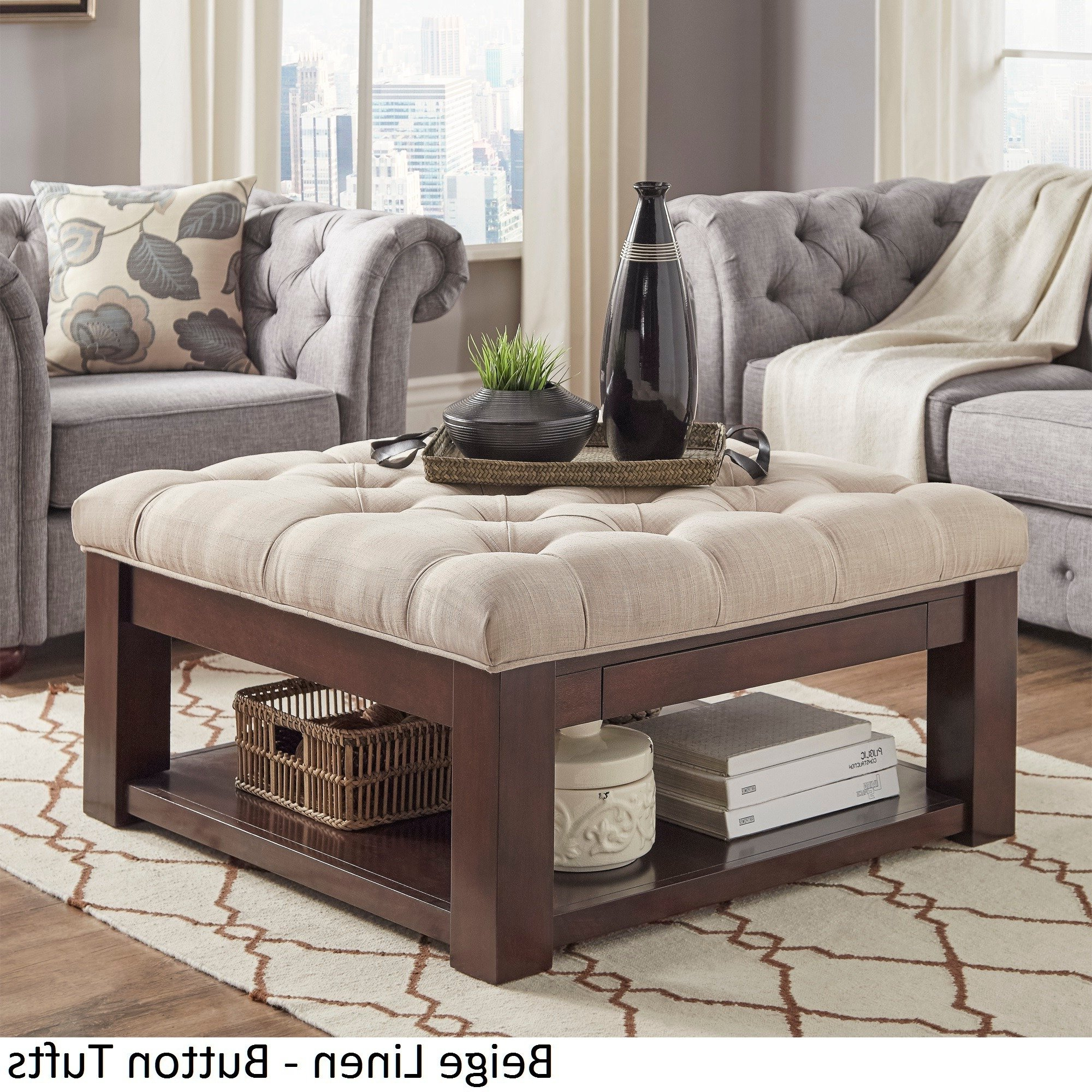Ottoman Coffee Table – Andrewab.co (View 11 of 20)