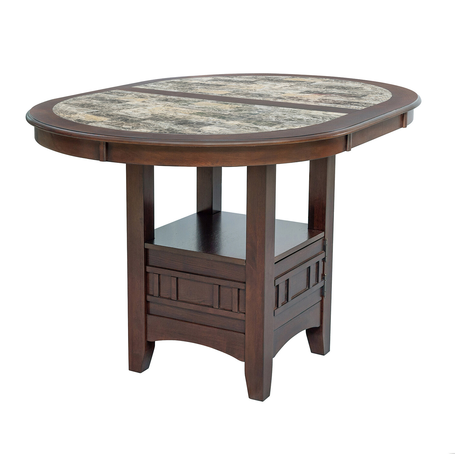 Oval 96 Inch Table (View 17 of 20)