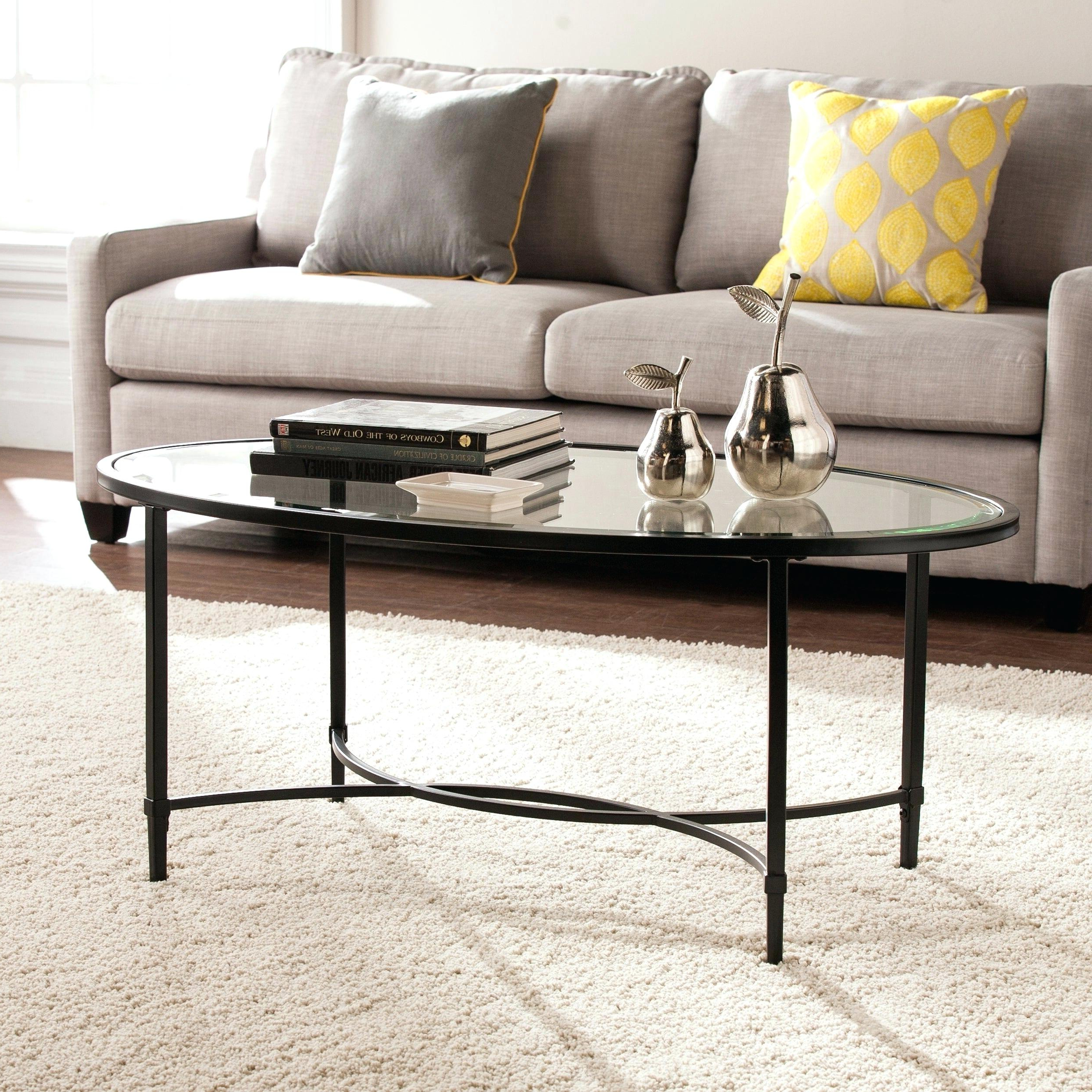 Oval Metal Coffee Table – Allathomehealth (View 19 of 20)