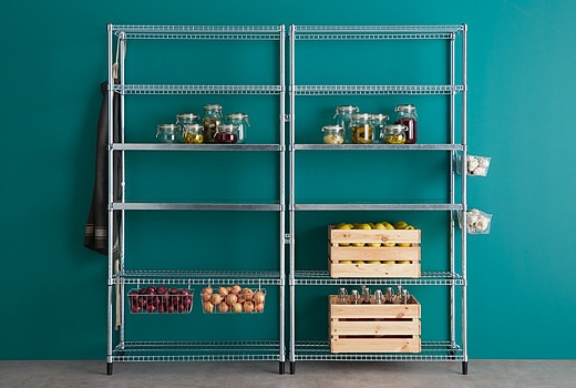 Pantry – Ikea With Most Recently Released Blanken Kitchen Pantry (View 14 of 20)