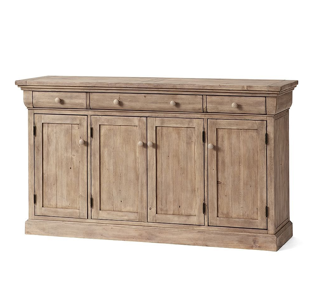 Parkmore Reclaimed Wood Buffet In 2019 | Products | Wood With Gertrude Sideboards (View 8 of 20)