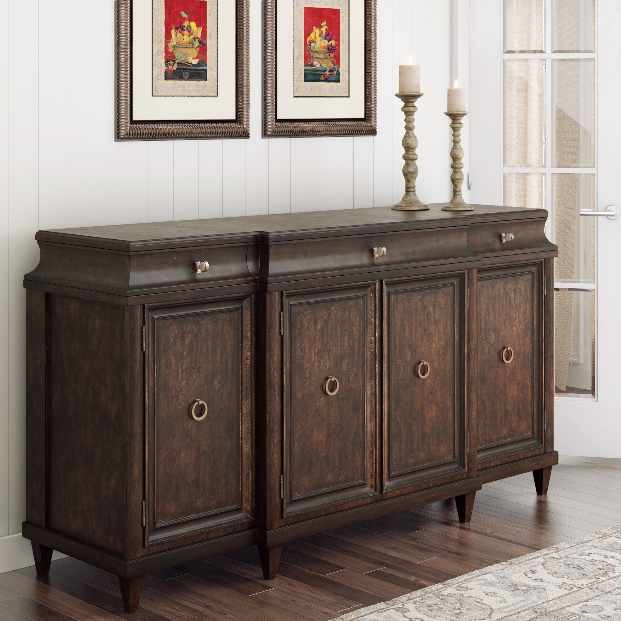 Pine Sideboards & Buffets You'll Love In 2019 | Wayfair (View 16 of 20)