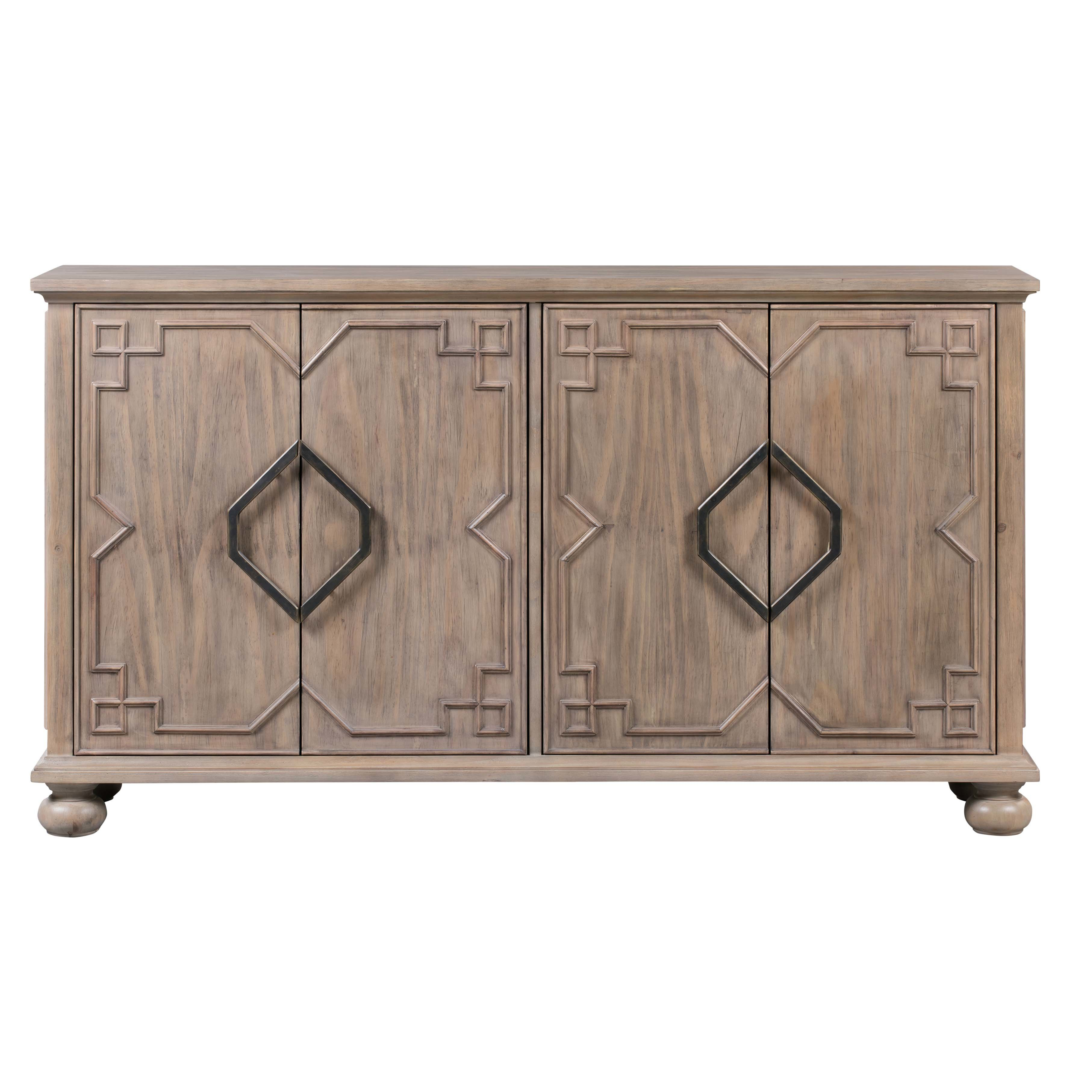 Pine Sideboards & Buffets You'll Love In 2019 | Wayfair Intended For Ellenton Sideboards (View 5 of 20)
