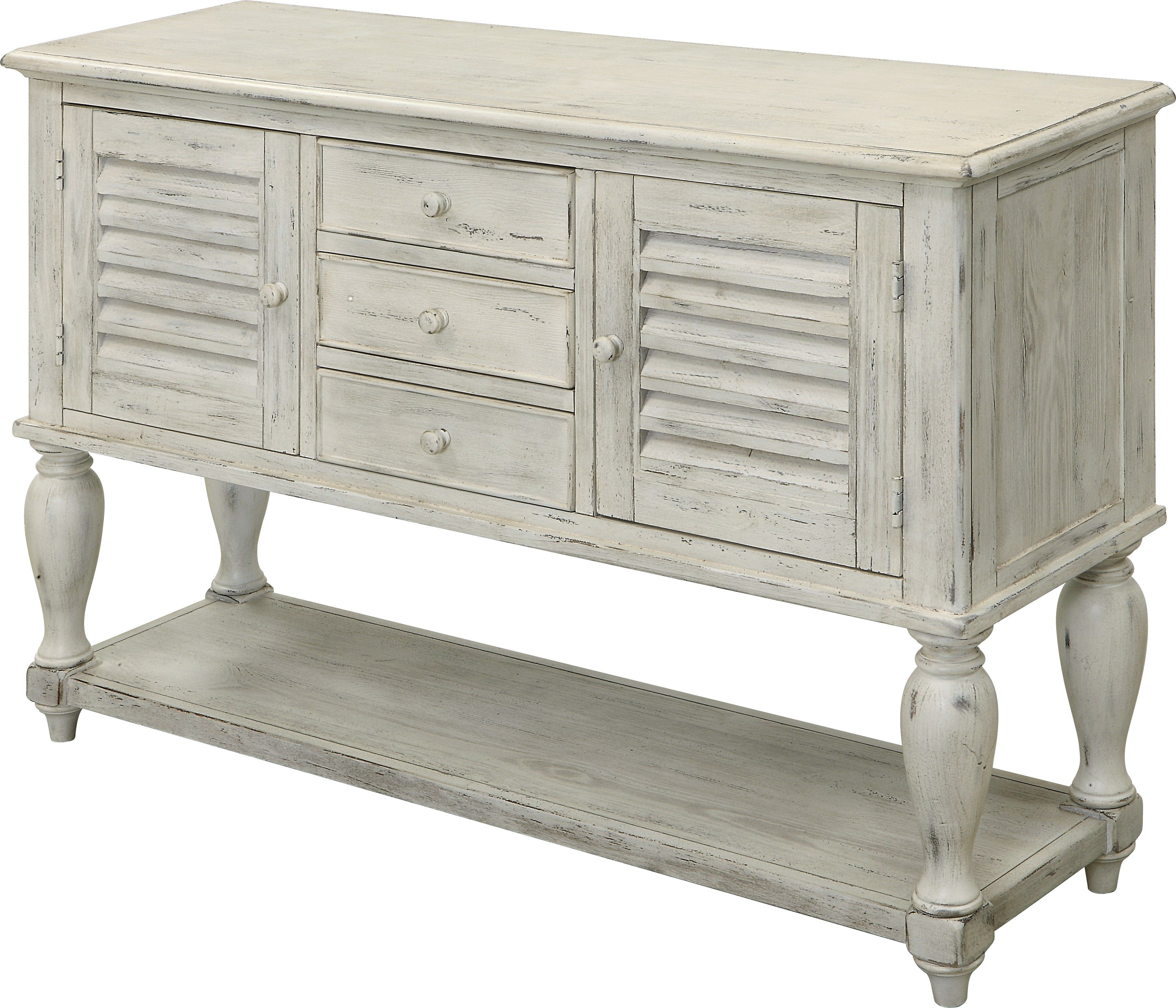 Piney Park White Sideboard | Things To Buy | Sideboard In Phyllis Sideboards (View 15 of 20)