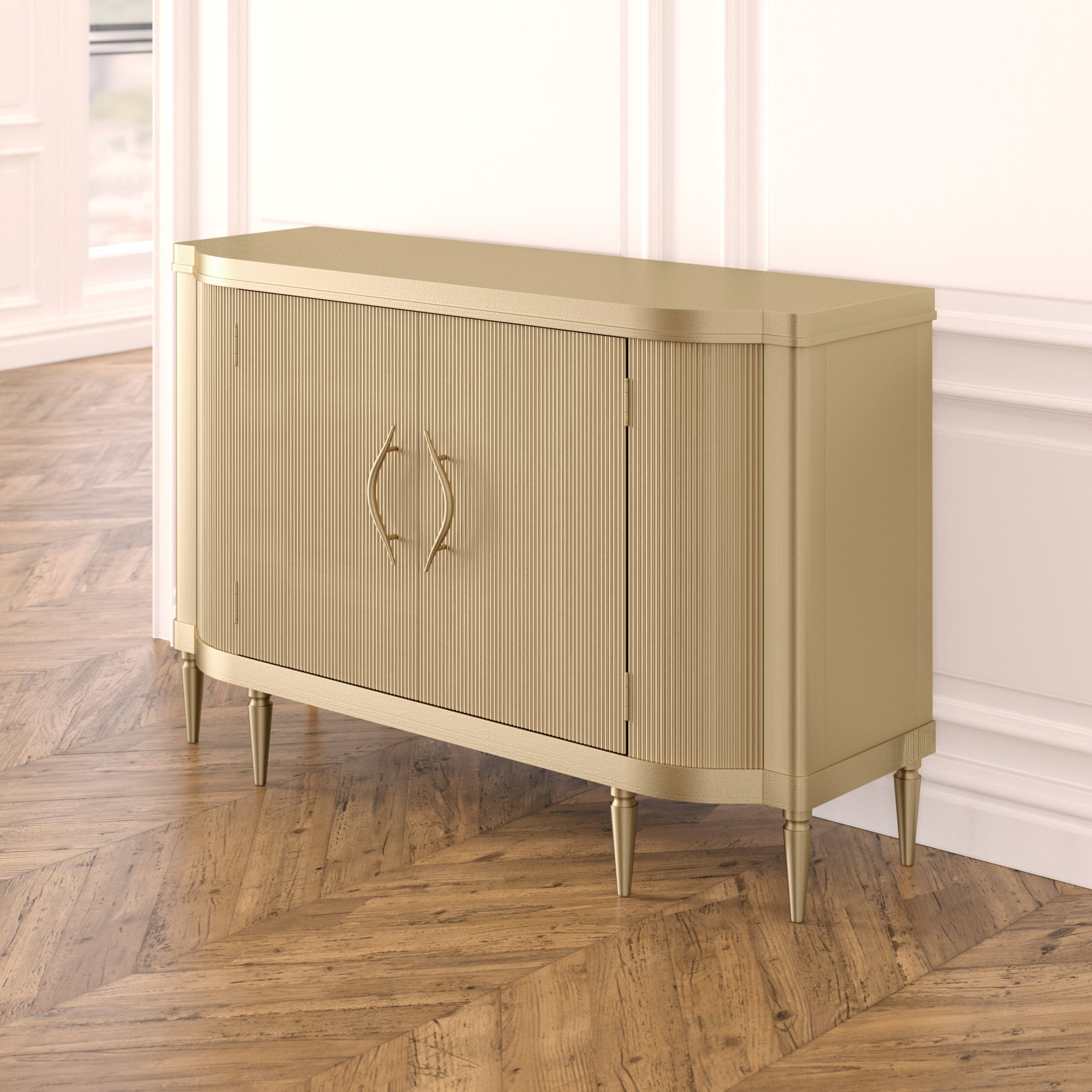 Pink & Silver Sideboards & Buffets You'll Love In 2019   Wayfair In Emiliano Sideboards (View 13 of 20)