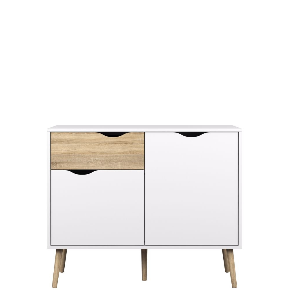 Pinladendirekt On Schränke In 2019   White Sideboard In Dowler 2 Drawer Sideboards (View 13 of 20)