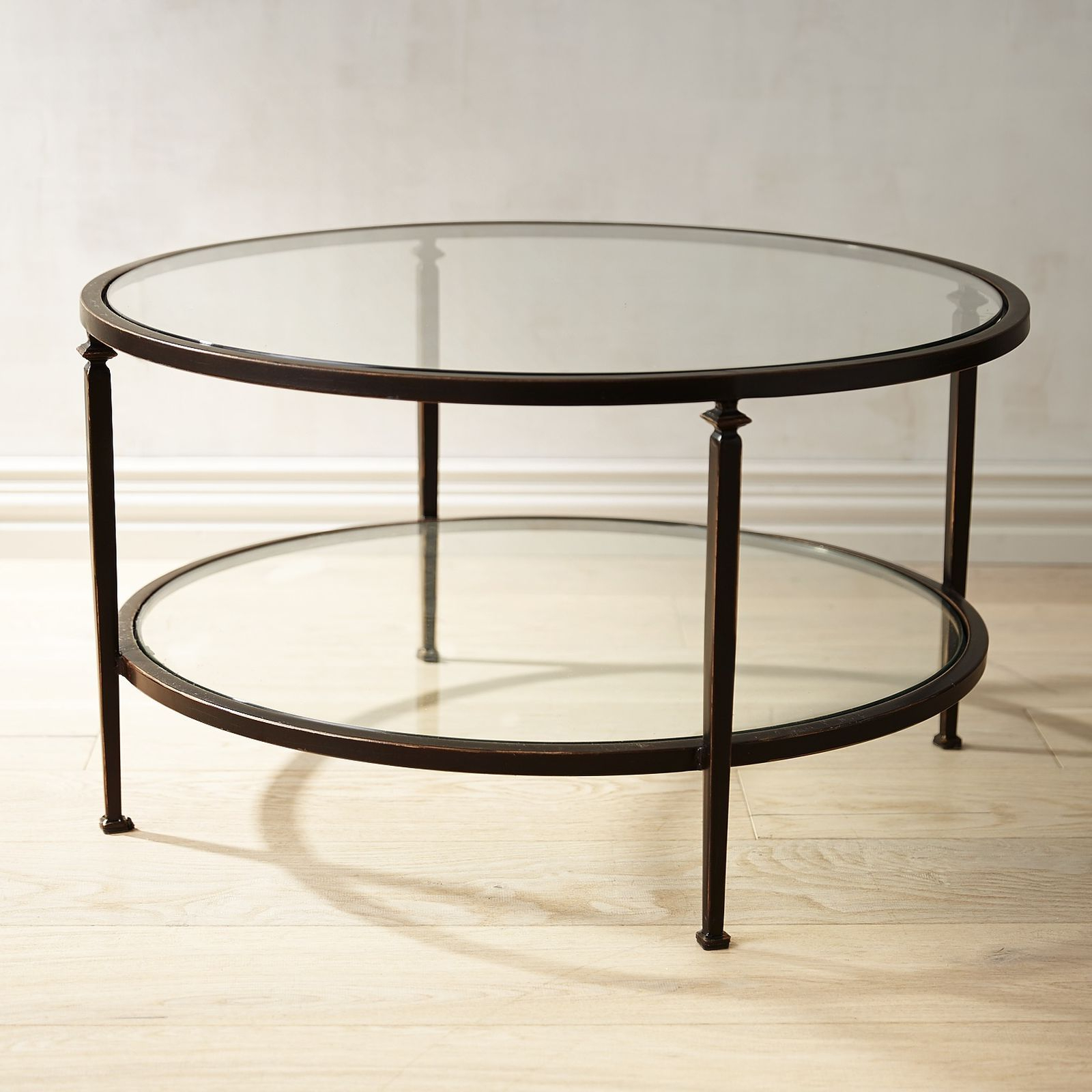 Pinnuuwi Home Design And Furniture On Furniture Inside Best And Newest Mitera Round Metal Glass Nesting Coffee Tables (View 17 of 20)