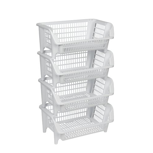 Plastic For Famous Kitchen Pantry By Symple Stuff (View 20 of 20)