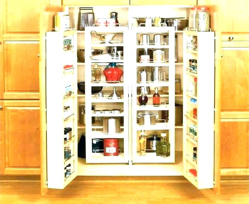 Popular Corner Kitchen Pantry Cabinet Cabinets Plans K – Home Live Throughout Kitchen Pantry By Ore Furniture (View 16 of 20)
