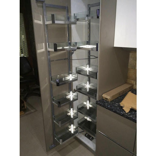 Popular Imported Glass Pantry With Regard To Metal Kitchen Pantry (View 17 of 20)
