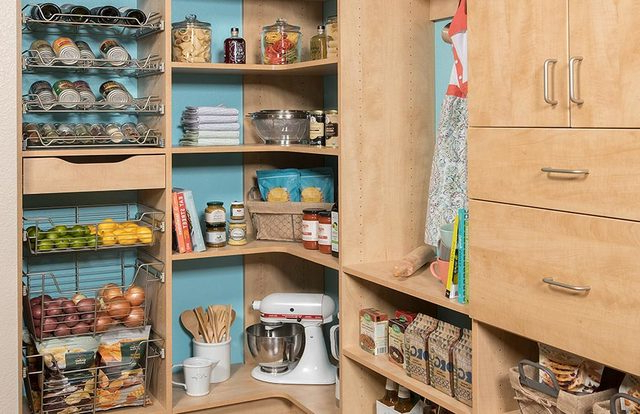 Popular Kitchen Pantry Organizer Systems Design & Installation With Kitchen Pantry (View 10 of 20)