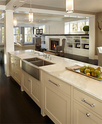 Preferred Dreamy Golden Valley Kitchen – Kitchen & Dining – Digiacomo With Regard To Norell Kitchen Pantry (View 9 of 20)