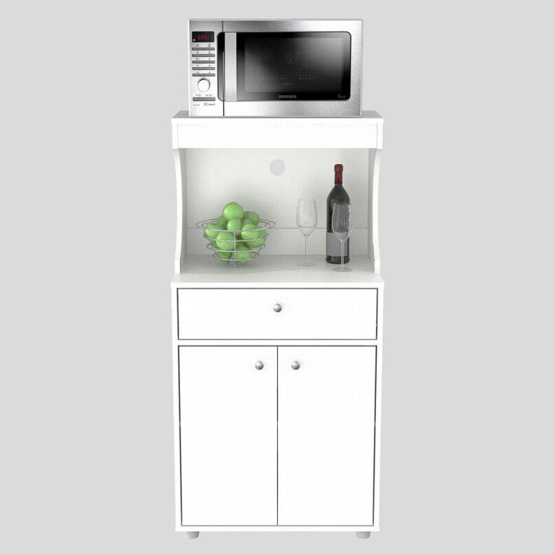 "Preferred Elliana Storage Kitchen Pantry In Elliana Storage 50"" Kitchen Pantry (View 4 of 20)"
