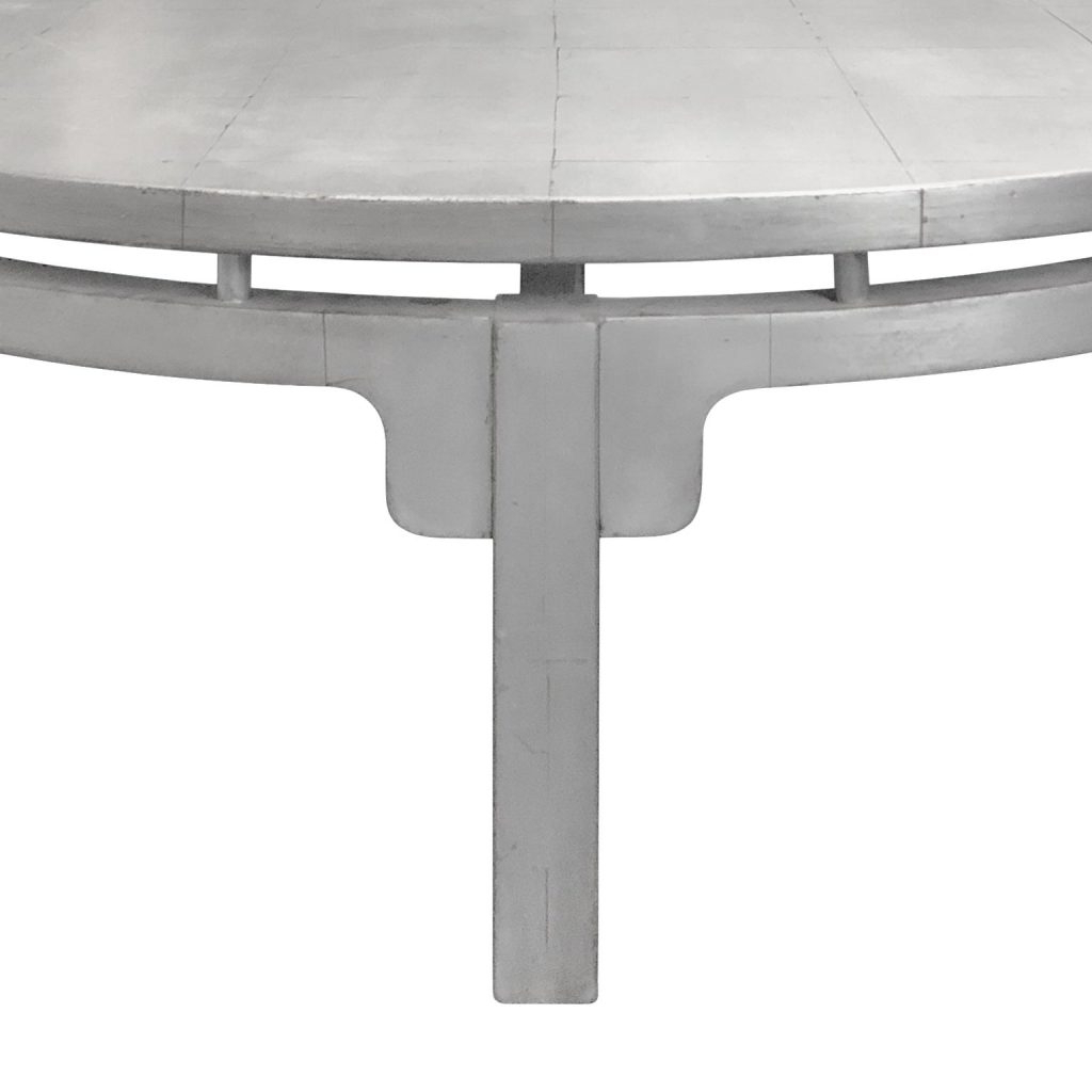 Preferred Silver Orchid Bardeen Round Coffee Tables Throughout Coffe Table ~ Coffe Table Silver Orchid Helbling Inch Round (View 10 of 20)