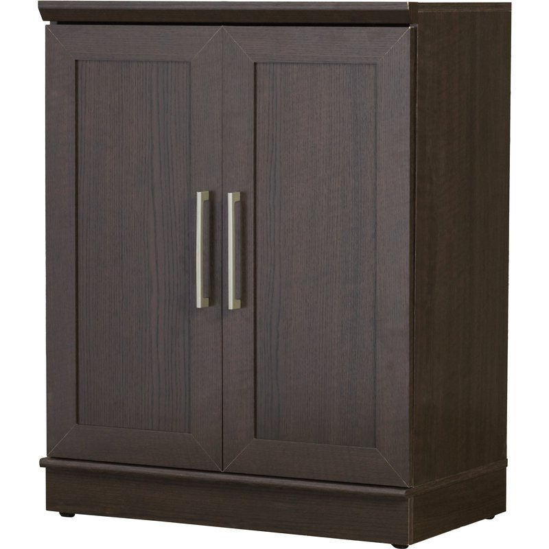 Preferred Tiberius 2 Doors Accent Cabinet Pertaining To Tiberius Door Storage Cabinet (View 9 of 20)