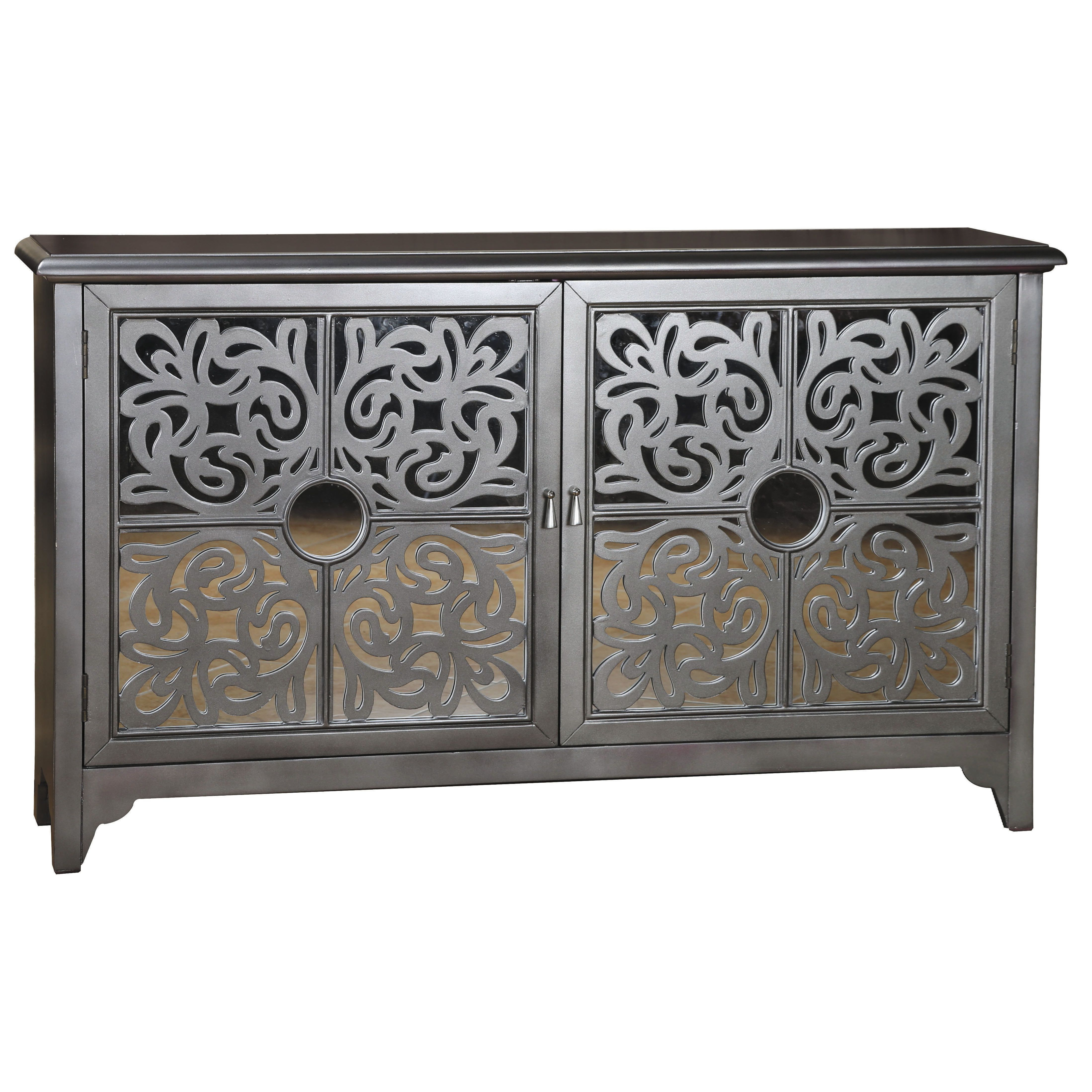 Pulaski Furniture Royal 2 Door Credenza | For The Home For Dillen Sideboards (View 14 of 20)