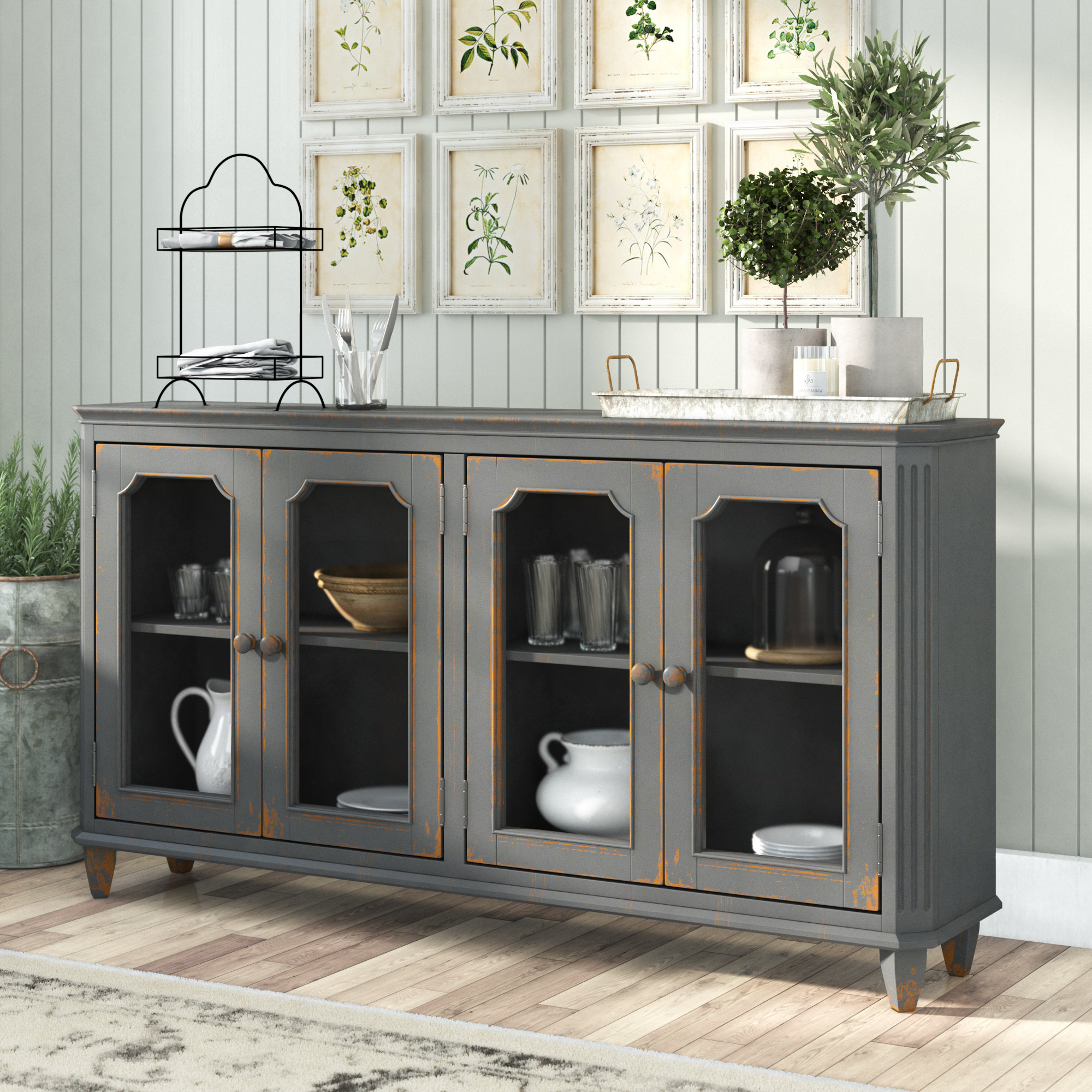 Raunds Accent Cabinet Within Raunds Sideboards (View 12 of 20)