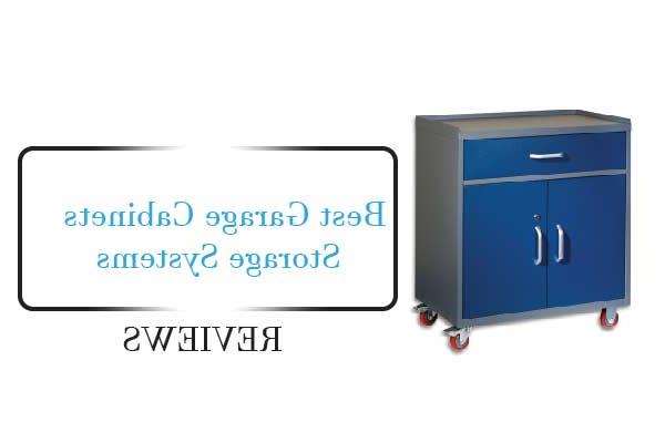Recent Best Garage Cabinets – Hassle Free Garage Storage Systems Inside Avis Storage Cabinet (View 19 of 20)